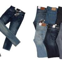 Guess Jeans Men's Branded Pants Brand Jeans Mix